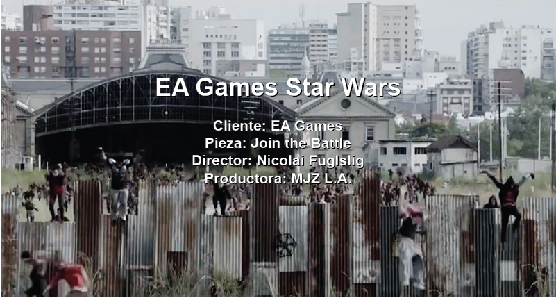 EA Games Star Wars